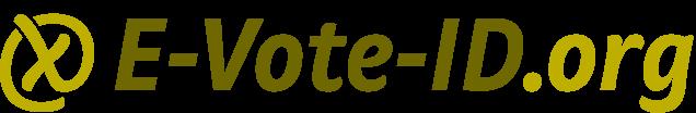 E-Vote-ID Conference
